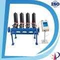 Filtro de água material do filtro dos discos materiais industriais do vário encanamento da malha
