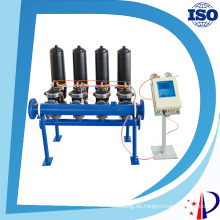 Schwarzer Gehäuse-Plastikscheiben-hydraulischer Wasserfilter-Hersteller