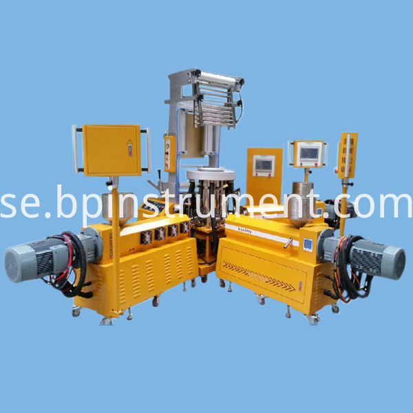 Three Layers Film Blowing Machine