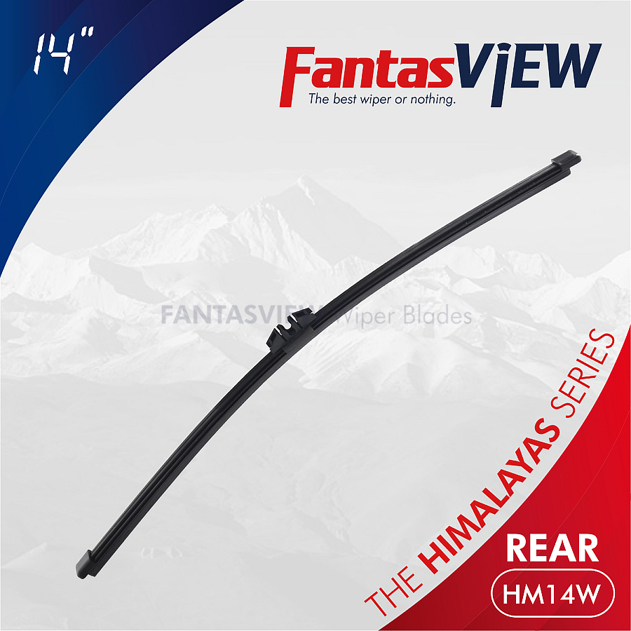 Himalayas Series BMW 5 Series Rear Wiper Blades