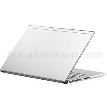 Anodized Aluminum Alloy Laptop Shell with Sandblasting
