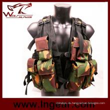 Taktische Ausrüstung militärische Warnweste für OEM ODM