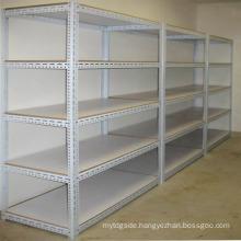Slotted Angle Shelf Boltless Rack Light Duty Racking for Light Goods