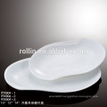 China supplier good quality hotel porcelain tableware dinner plates
