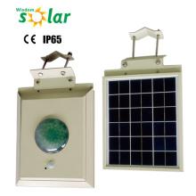 2015 Latest 2years Warranty 700 Lumens Led Solar Flood Light with PIR Motion Sensor