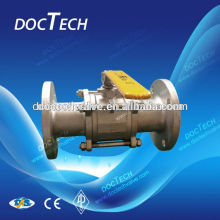 100mm Cast Steel Flange Ball Valve ,Hot Sale ,Good Quality ,Flange End