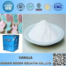 China manufacture GMP vanillin specification largest supplier