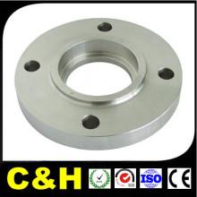 CNC Milling Aluminium Manifold Block CNC Milling Aluminum Spacer