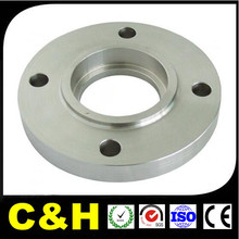 CNC Milling Aluminum Manifold Block CNC Milling Aluminum Spacer