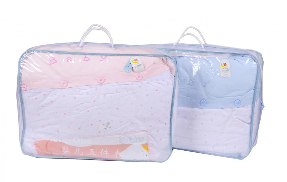 5 Pcs Baby Bedding