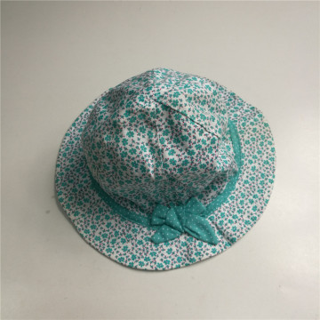 Custom Cotton Twill Print Bucket Hat
