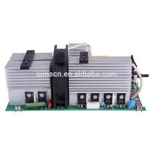 Circuito inversor portátil IGBT para soldador