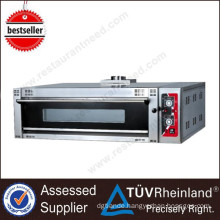 For Restaurant Kitchen Equipment Luxury 1-Layer 3-Tray Gas Double Deck Oven