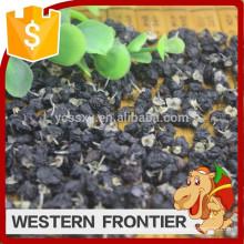QingHai neue Ernte Geschenk Verpackung schwarze Goji Beere