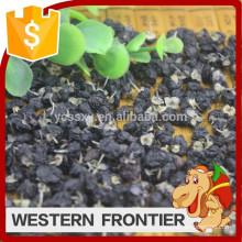 QingHai new crop gift packing black goji berry