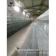 Top Selling Quail Bird Farming Cage Manufacturer