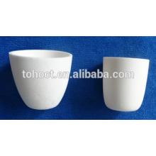 Alumina Al2O3 zirconia sinterização cerâmica cadinho