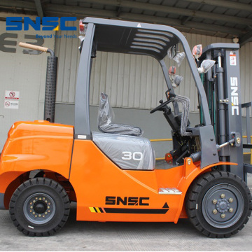 Dizel Powered Forklift 3 Ton