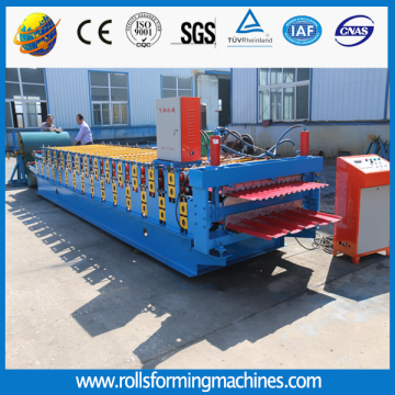 Good+Quality+Double+Layer+Roll+Forming+Machine