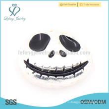 Оптовый металлический шарм черепа голлюма, обычный металл и сплавы