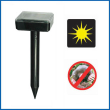 Solar Powered Mole Repeller/Solar Snake Repeller-Outdoor Guard