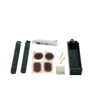 Tire Lever Set with Cold Patch Repair Kit