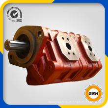 Hochdruck-Doppel-Hydrauliköl-Tandempumpe mit SGS