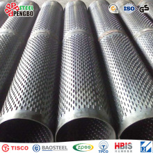 Bridge Hole Water Well Screen Pipe / Filter Pipe