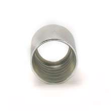 Standard Hydraulic Swaged Hose Fittings Ferrule 00110 for SAE 100R1AT/EN853 1SN Hose