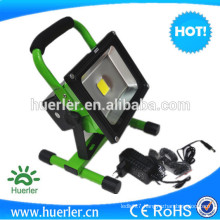 20w DC 12/24V IP65 rechargeable led flood light Shenzhen