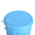 Seau à glace gonflable en forme de bouteille personnalisée en PVC