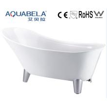 Clawfoot Antiguas bañeras empapadas (JL621)
