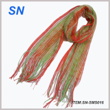 Best Sells Women Scarf 2014 for Promotional (SN-SMS016)