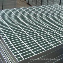 Grille en acier ordinaire / grille pour la construction
