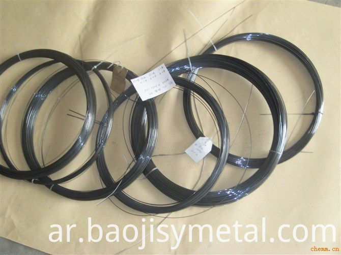 99.95% twisted niobium wire