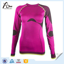 Women Thermal Tops Seamless Undershirts Wholesale