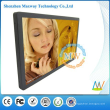 "LCD advertising screen 20"" digital photo frame with HDMI"