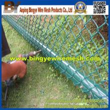 Iron Gates Modelos al aire libre Dog Chain Link Fence