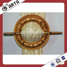 Resina Crochet de cortina decorativo, Fivela de cortina para cortina embelezamento e cortina