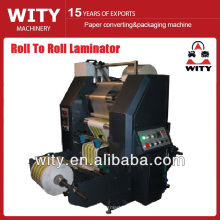 Roll to Roll thermischen Laminator