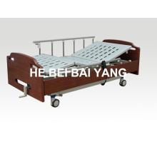 (A-31) Cama de hospital eléctrica de dos funciones
