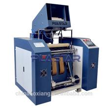 Machine de découpe de rouleaux de film étirable QCF-500 Jumbo