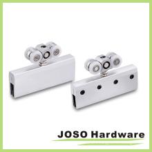 Frameless Sliding Door Hardware Zinc Door Roller (BA5005B)