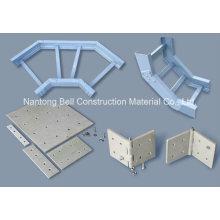 Стеклопластик/стеклопластик стеклоткани кабельных лотков, Кабельные лестницы, кабельных лотков Пултрузионный