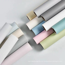 Plotter de computadora que corta el vinilo del color para la publicidad