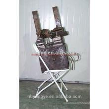 Белое свадебное исполнение пластиковое складное кресло
