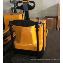 2500kg 2.5ton Electric pallet truck with platform rider type DC power heavy duty
