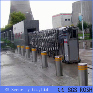 Automatic Parking Posts Vehicle Control Security Bollards