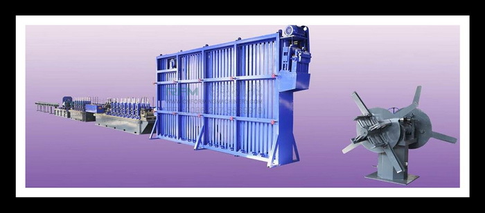 Square Steel Pipe Making Machine