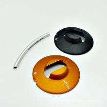 CNC turning stamping metal sheet earphone parts
